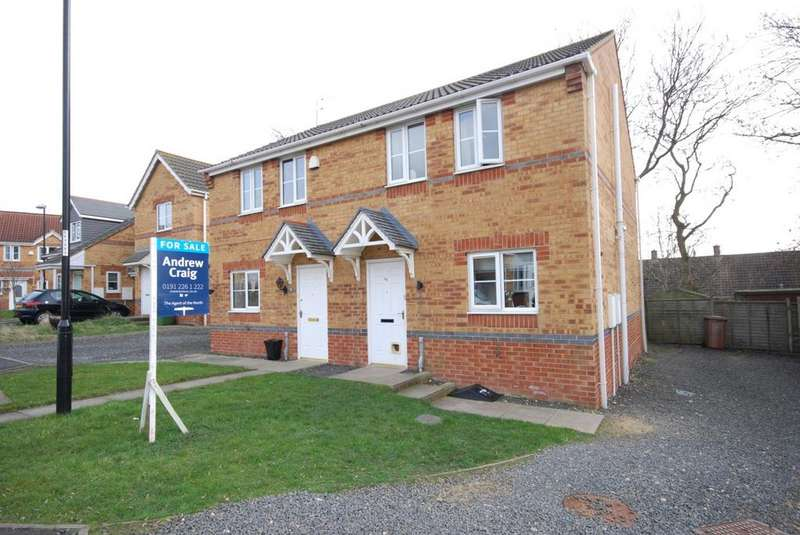 3 Bedrooms Semi Detached House for sale in Hevingham Close, Havelock Park