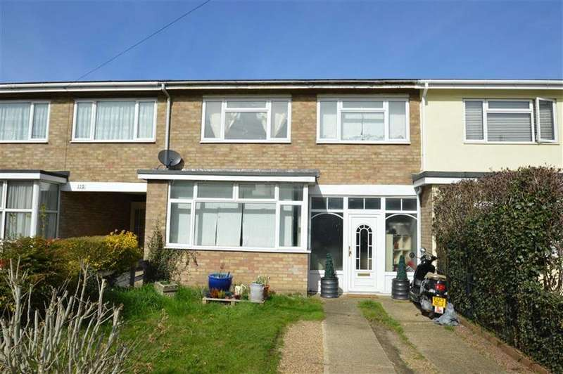 4 Bedrooms Terraced House for sale in Rectory Road, Rochford, Essex