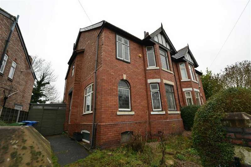 4 Bedrooms Semi Detached House for sale in Booth Road, OLD TRAFFORD, Manchester