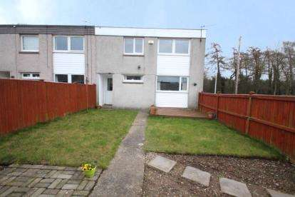 2 Bedrooms End Of Terrace House for sale in Haddington Crescent, Glenrothes