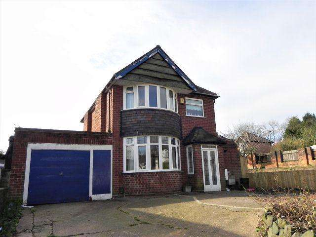 3 Bedrooms Detached House for sale in Berwood Farm Road,Wylde Green,Sutton Coldfield