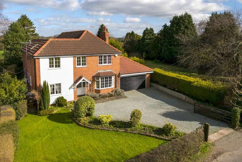 7 Bedrooms Detached House for sale in Nantwich, Cheshire