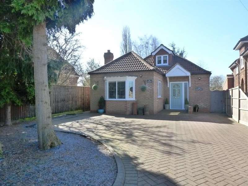 3 Bedrooms Detached Bungalow for sale in Cheapside, Waltham