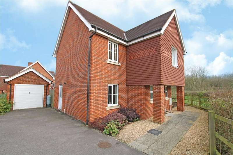 5 Bedrooms Detached House for rent in Ducketts Mead, Shinfield, Reading, Berkshire, RG2
