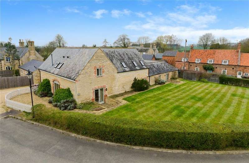4 Bedrooms Detached House for sale in Whichcote Fields, Osbournby, Lincolnshire, NG34