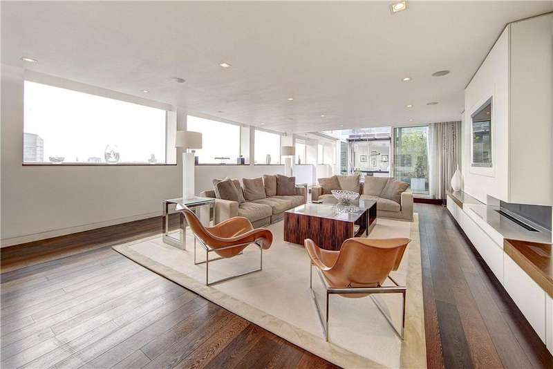 3 Bedrooms Penthouse Flat for sale in The View, Palace Street, Westminster, London, SW1E