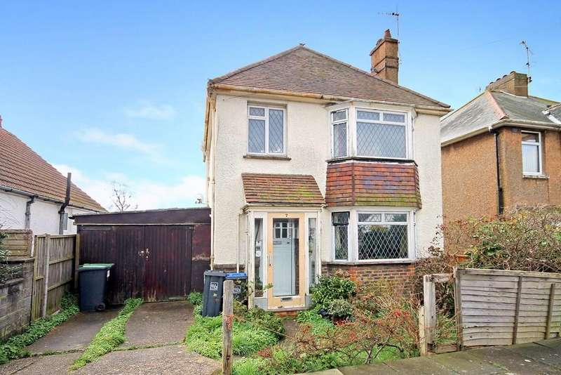 3 Bedrooms Detached House for sale in Mardale Road, Worthing BN13 2AY