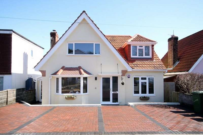 4 Bedrooms Chalet House for sale in Hillview Road, Findon Valley, Worthing