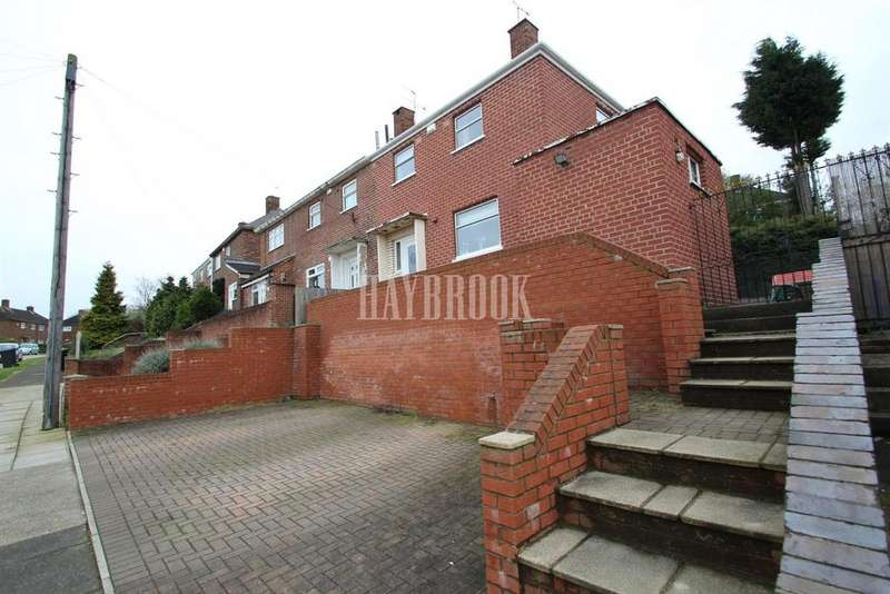 3 Bedrooms Semi Detached House for sale in Endfield Road, Parson Cross