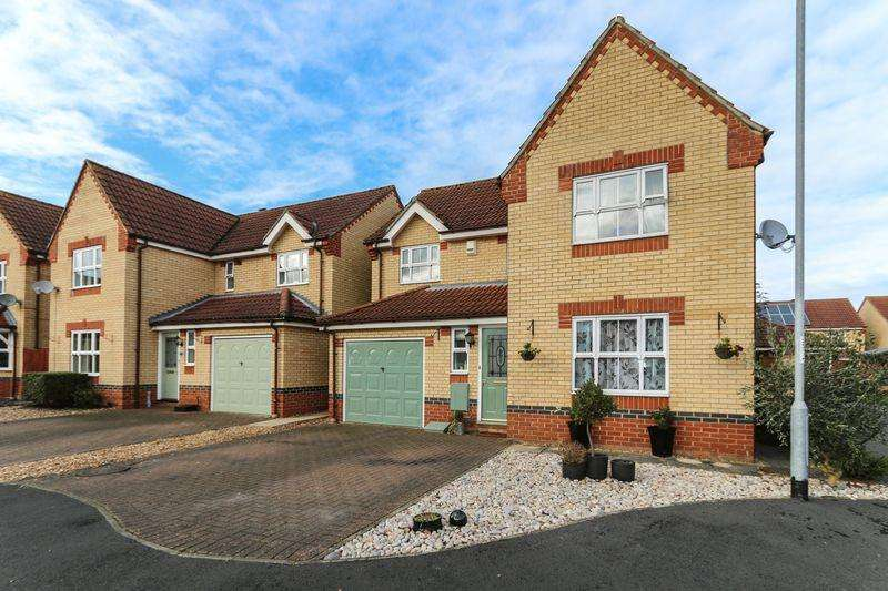 4 Bedrooms Detached House for sale in Clover End, Witchford