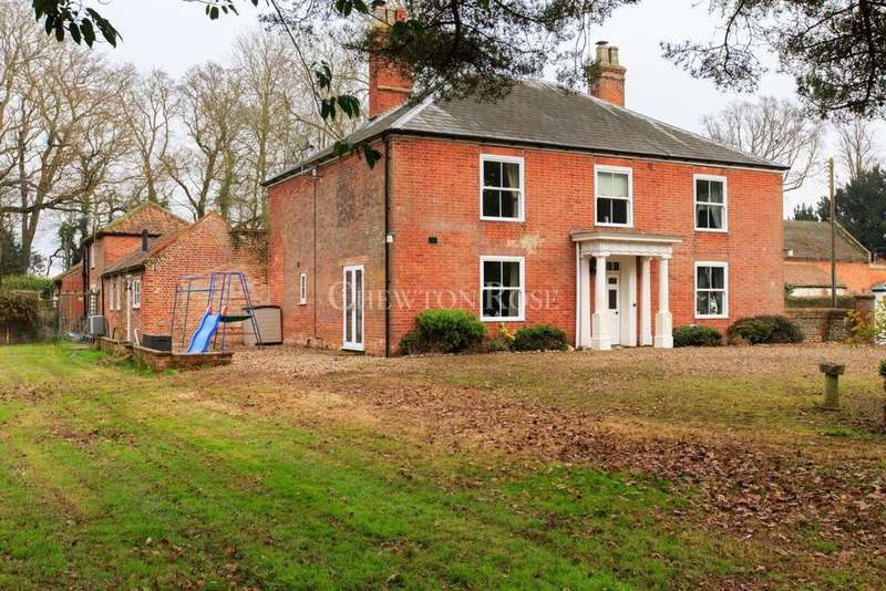 6 Bedrooms Detached House for sale in North Norfolk
