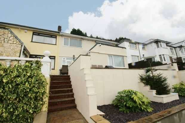 3 Bedrooms Link Detached House for sale in Dinas Baglan Road, Port Talbot, West Glamorgan, SA12 8AF