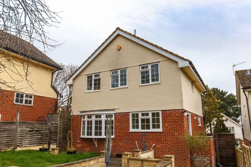 4 Bedrooms Detached House for sale in Gloucester Road, Exwick