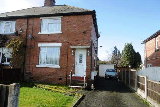 2 Bedrooms Semi Detached House for sale in 81 Woodhouse Crescent, Trench, Telford, Shropshire, TF2 7HD