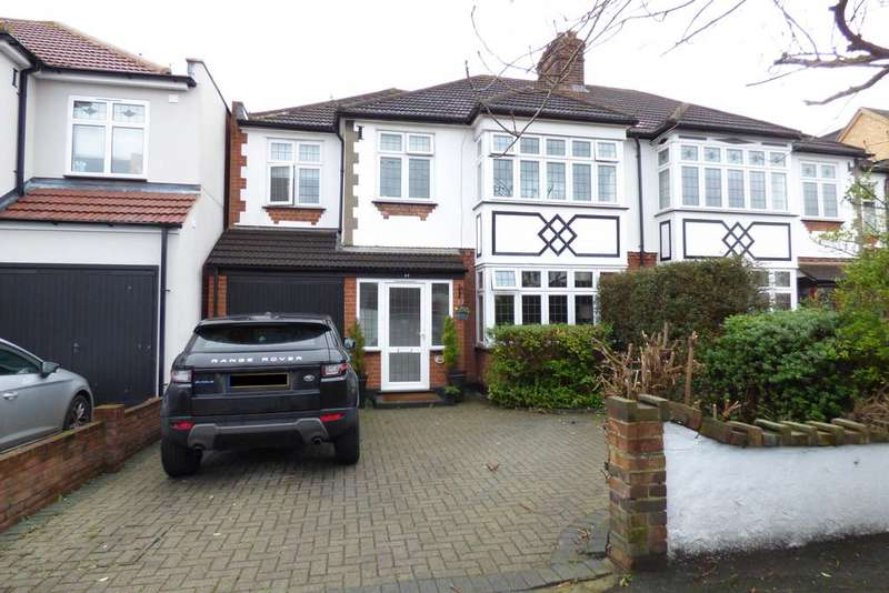 5 Bedrooms Semi Detached House for sale in Coniston Avenue, Upminster RM14