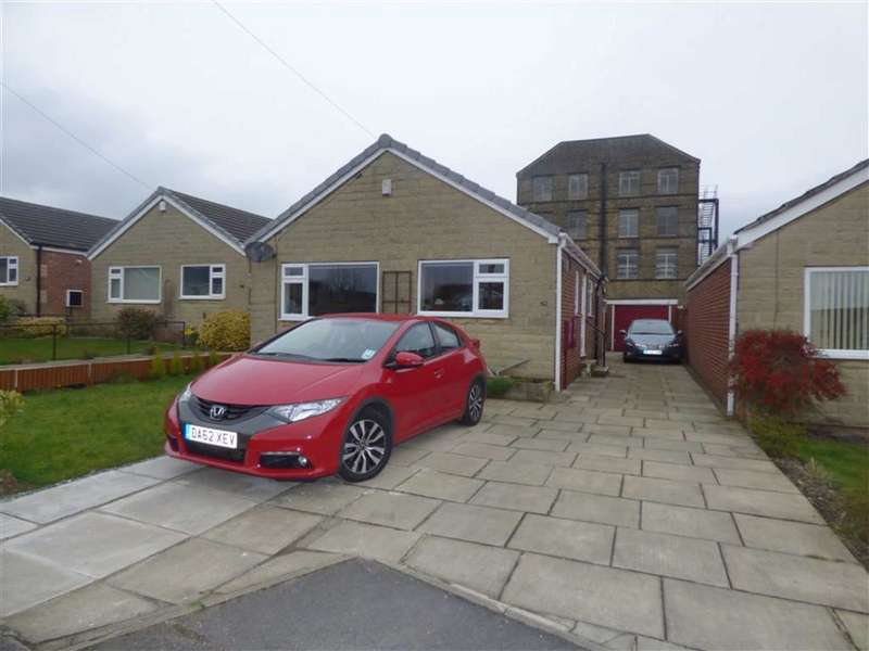 2 Bedrooms Property for sale in Mountbatten Gardens, Oakes, HUDDERSFIELD, West Yorkshire, HD3