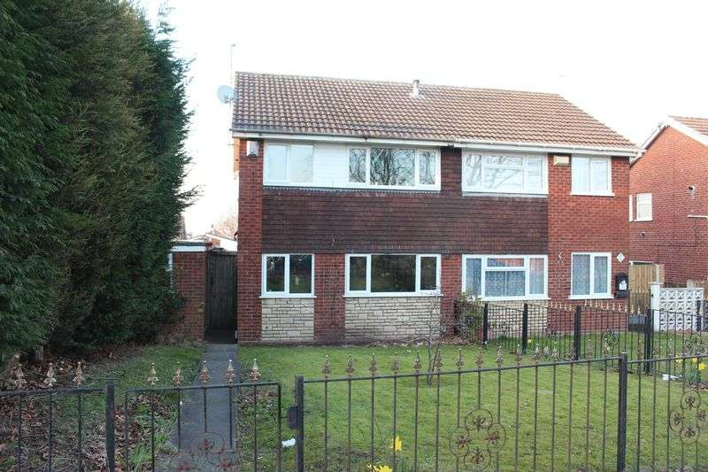 3 Bedrooms Semi Detached House for sale in KINGSWINFORD,Bromley Lane