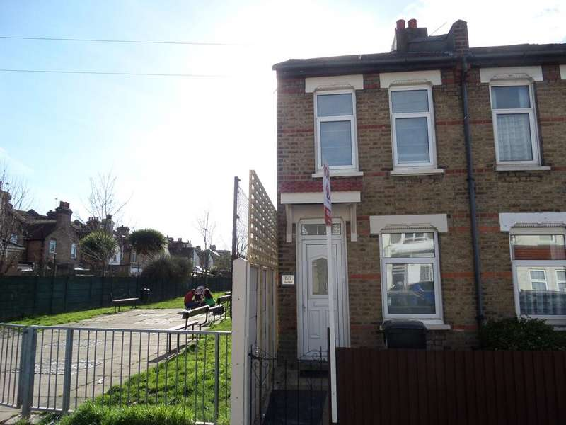 2 Bedrooms Semi Detached House for sale in Dartnell Road, Croydon