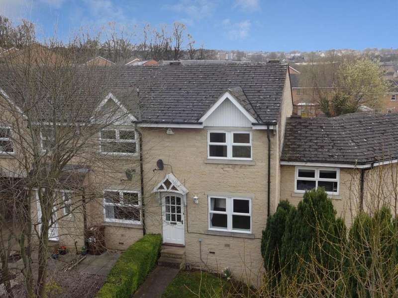 3 Bedrooms Terraced House for sale in Roundhead Fold, Apperley Bridge