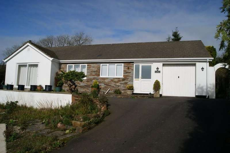 3 Bedrooms Detached Bungalow for sale in Bridestowe, Okehampton