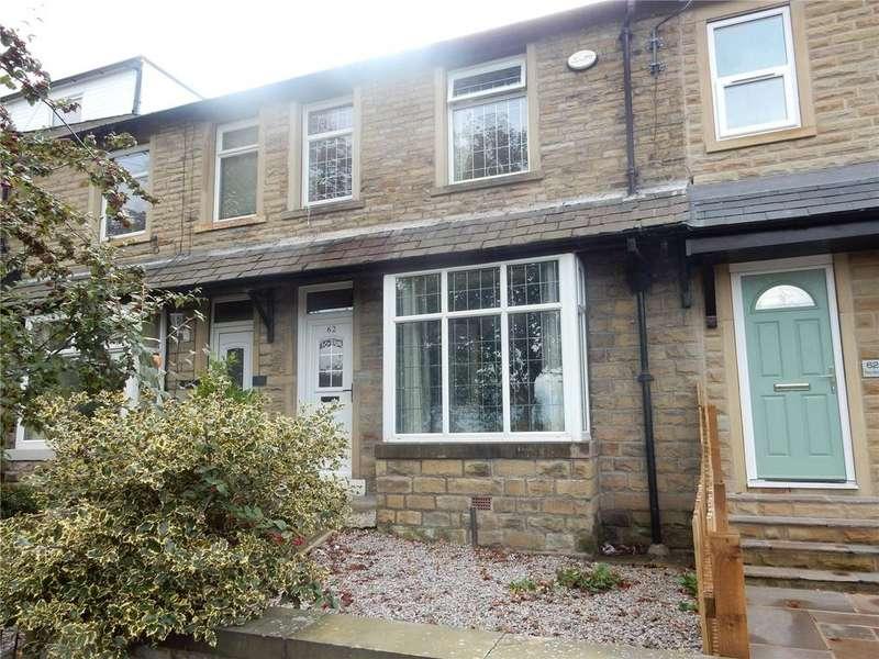 3 Bedrooms Terraced House for sale in Lister Street, Moldgreen, Huddersfield, HD5