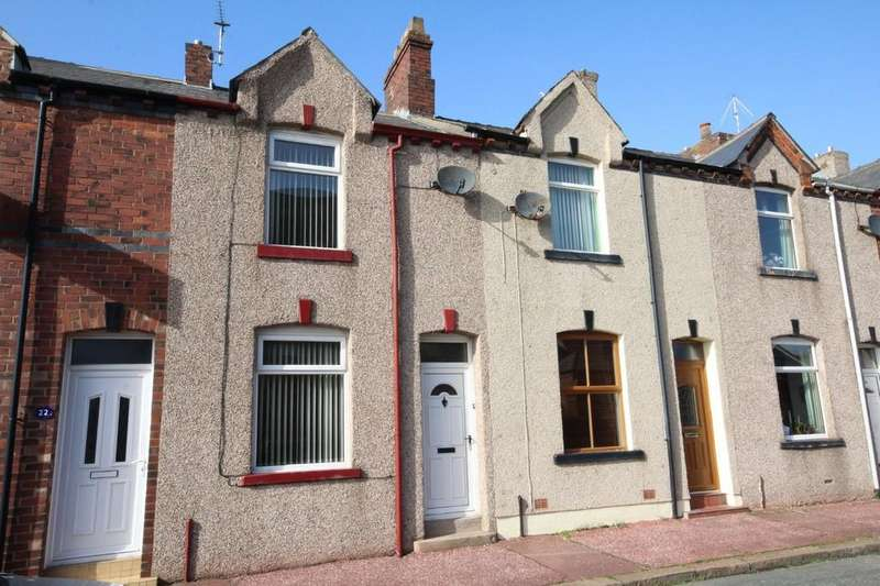 2 Bedrooms Terraced House for sale in 23 Adelaide Street, Barrow-In-Furness