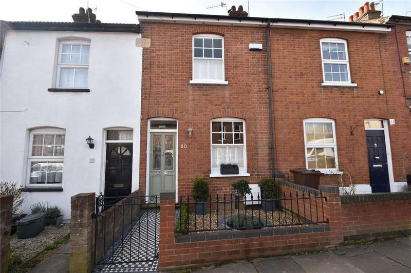3 Bedrooms House for sale in Boundary Road, St. Albans, Hertfordshire