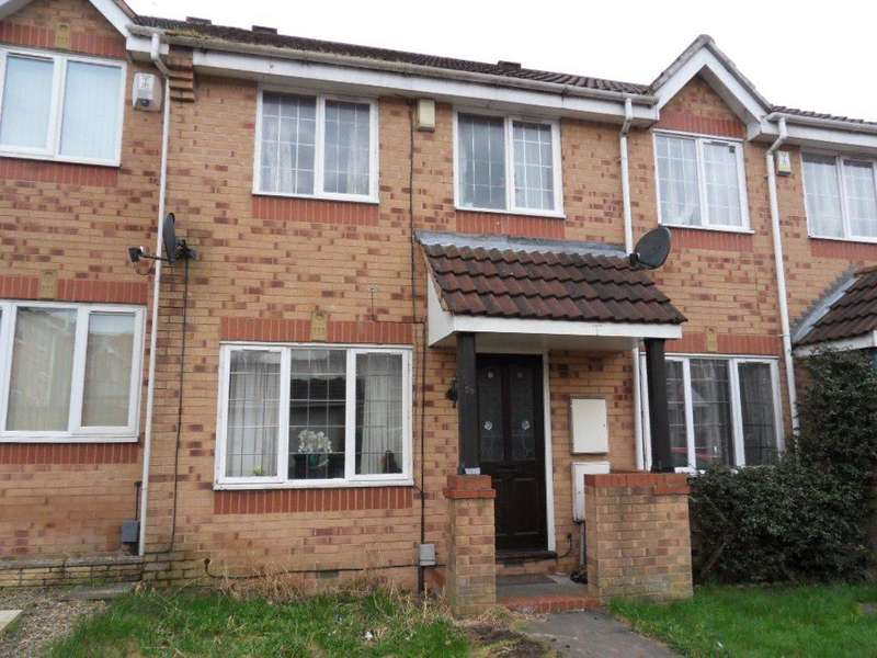 2 Bedrooms Terraced House for sale in Maizebrook, Dewsbury, West Yorkshire, WF13