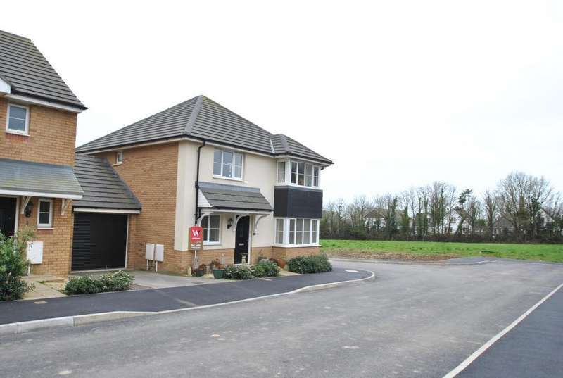 4 Bedrooms Detached House for sale in Turnstone Way, Bude