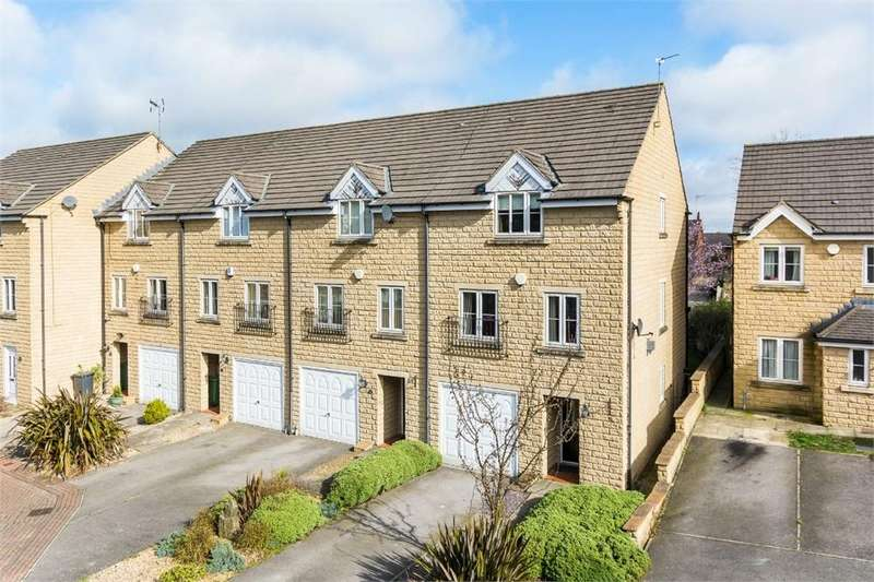 3 Bedrooms End Of Terrace House for sale in Lumb Hall Way, Drighlington, West Yorkshire
