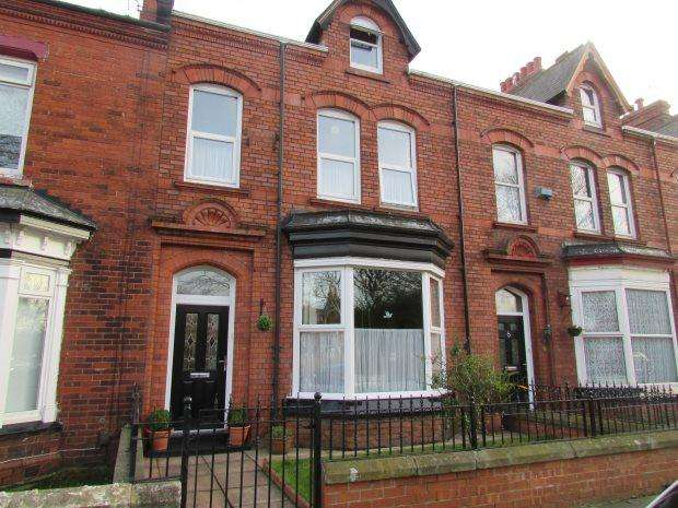 4 Bedrooms Terraced House for sale in WESTBOURNE ROAD, STOCKTON ROAD, HARTLEPOOL