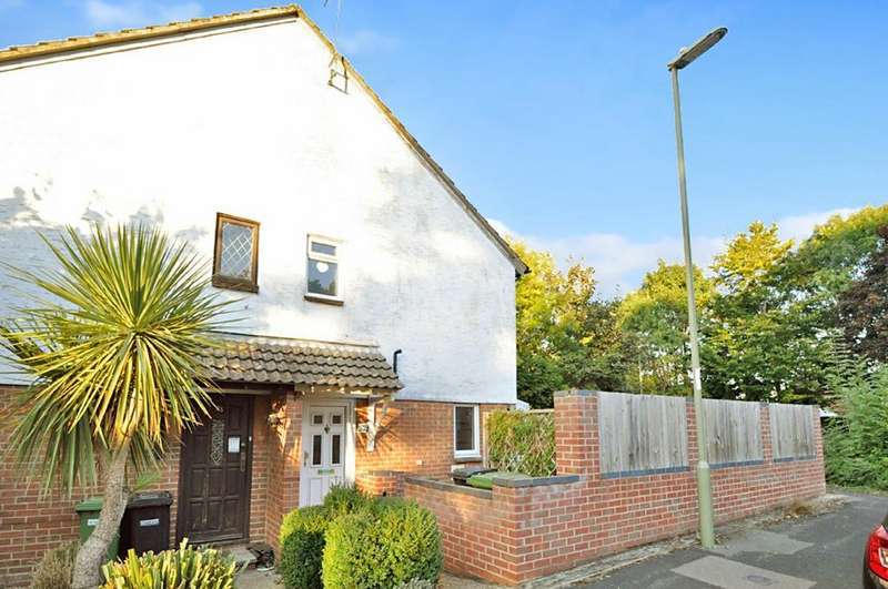 2 Bedrooms End Of Terrace House for sale in Torridge Gardens, West End, Southampton, Hampshire, SO18 3NF