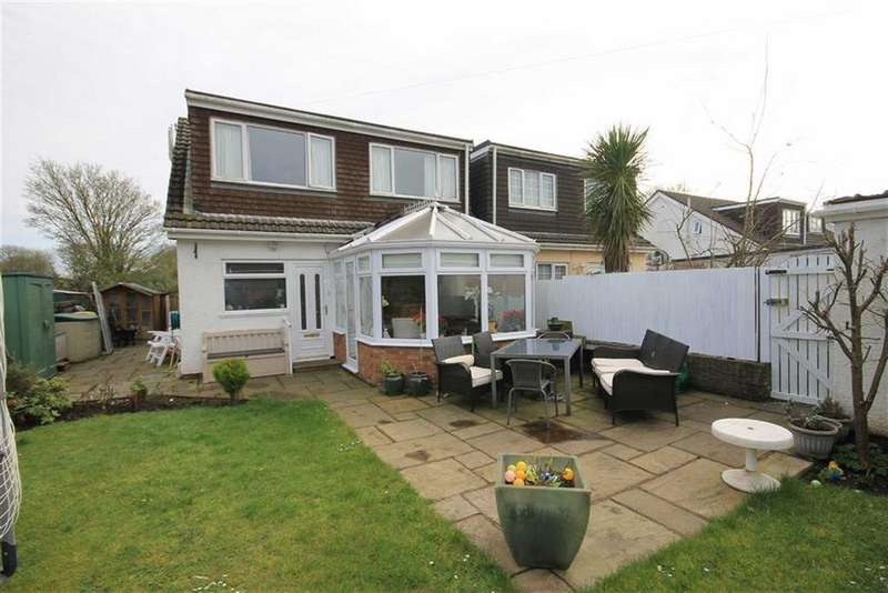 4 Bedrooms Semi Detached House for sale in Seys Close, Cowbridge, Vale Of Glamorgan