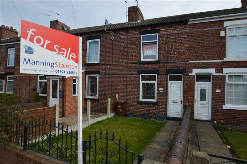 2 Bedrooms Terraced House for sale in Mill Lane, Ryhill, Wakefield, West Yorkshire
