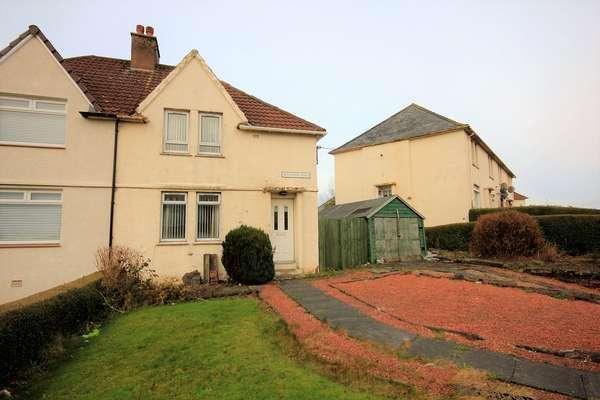 2 Bedrooms Semi-detached Villa House for sale in 111 Bonnyton Road, Kilmarnock, KA1 2NB