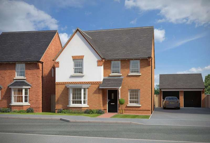4 Bedrooms Detached House for sale in Stockton Road, Long Itchington, Southam