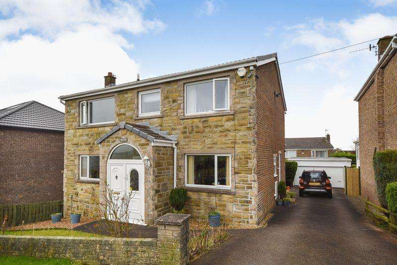 4 Bedrooms Detached House for sale in Shann Lane, Keighley