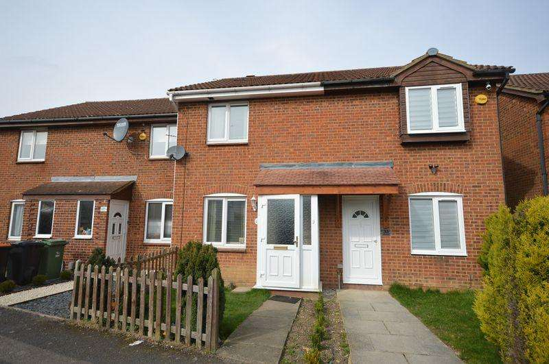 2 Bedrooms Terraced House for sale in Vanbrugh Drive.