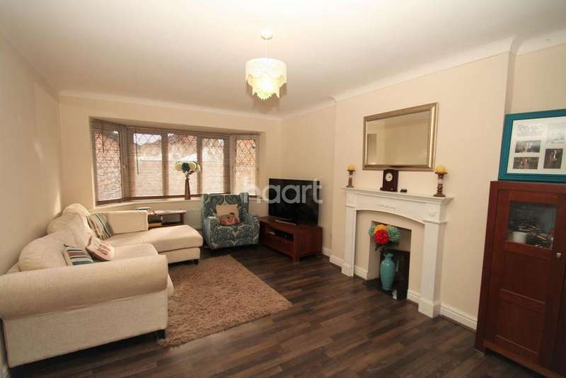 5 Bedrooms Detached House for sale in Cottesbrooke Gardens, East Hunsbury, Northampton