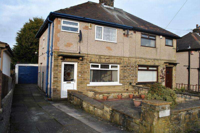 3 Bedrooms Semi Detached House for sale in Langdale Avenue, Bradford, BD8 0LT