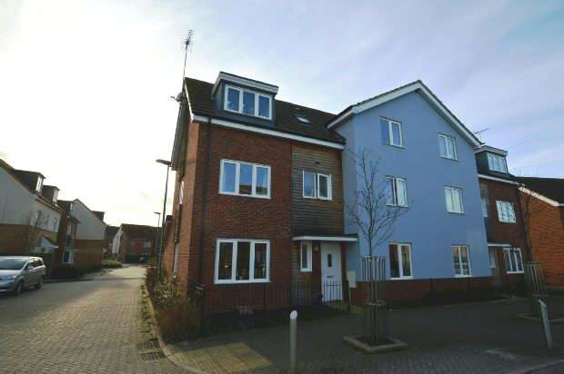 4 Bedrooms Semi Detached House for sale in Causey Arch, Broughton Gate, Milton Keynes