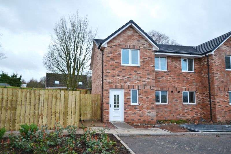 3 Bedrooms Semi Detached House for sale in Lena Gardens, Blackwood