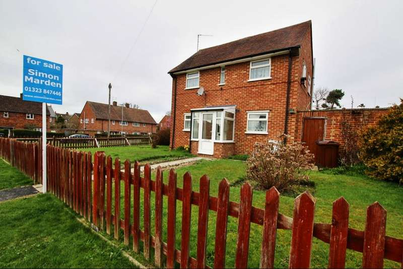 2 Bedrooms Semi Detached House for sale in The Stringwalk, Hailsham BN27