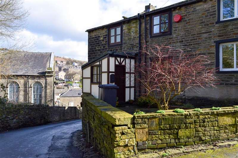 1 Bedroom Cottage House for sale in Cosy Cottage, Parkwood Road, Longwood, Huddersfield, HD3 4TT