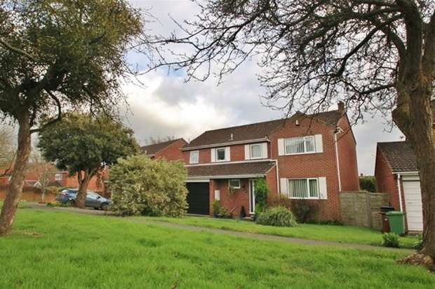 4 Bedrooms Detached House for sale in Southfields, Glastonbury