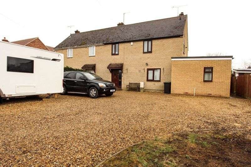 3 Bedrooms Semi Detached House for sale in Mildenhall Road, Fordham