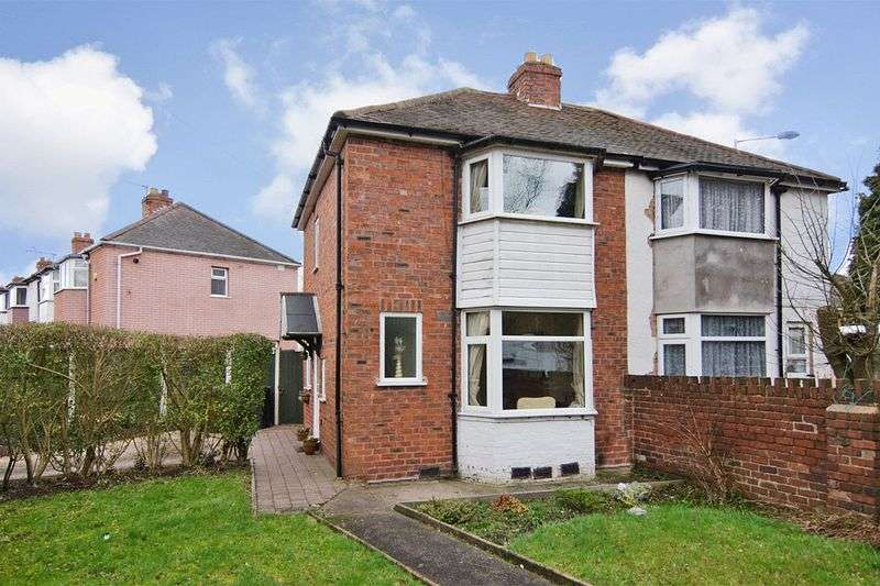 2 Bedrooms Semi Detached House for sale in High Street, Clayhanger, Walsall