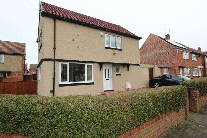 3 Bedrooms Semi Detached House for sale in Cheadle Road, Hylton Castle, Sunderland