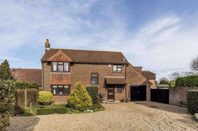 4 Bedrooms Detached House for sale in Oak Tree Farm, Hambrook