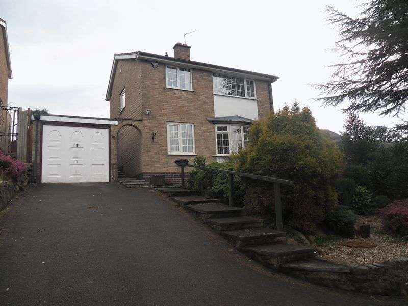 3 Bedrooms Detached House for sale in King Johns Road, Whitwick